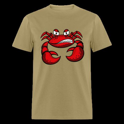 Crab - Men's T-Shirt