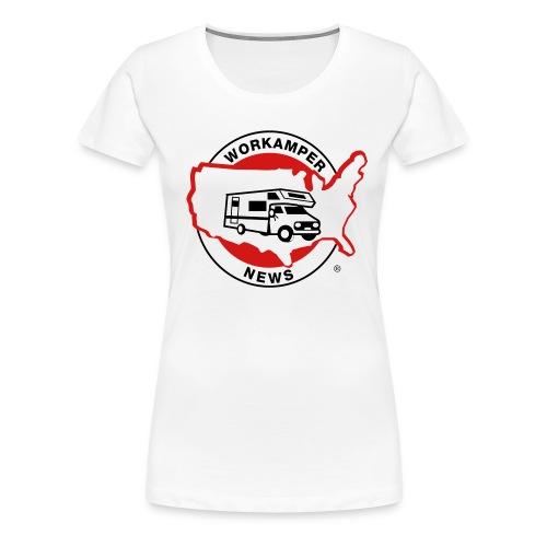 Womens Basic WKN Shirt - Women's Premium T-Shirt