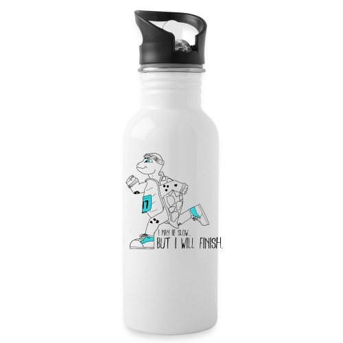 Running Turtle Bottle - Water Bottle