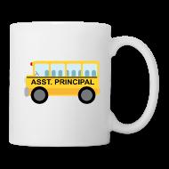 Mugs & Drinkware ~ Coffee/Tea Mug ~ Assistant Principal School Gift Mug