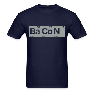 Elements: Ba Co N - Men's T-Shirt