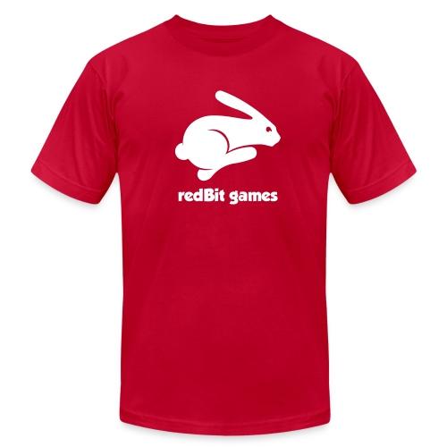 redBit games Men's T-Shirt - Men's Fine Jersey T-Shirt