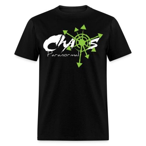 Chaos Paranormal 01 - Men's T-Shirt
