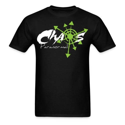 Chaos Paranormal 01 - Men's T-Shirt
