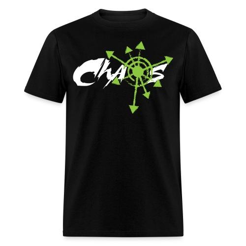 Chaos Paranormal 02 - Men's T-Shirt