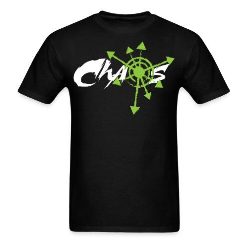 Chaos Paranormal 02 - Men's T-Shirt