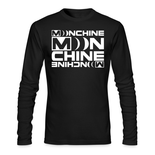 Moonchine - Men's Long Sleeve T-Shirt by Next Level