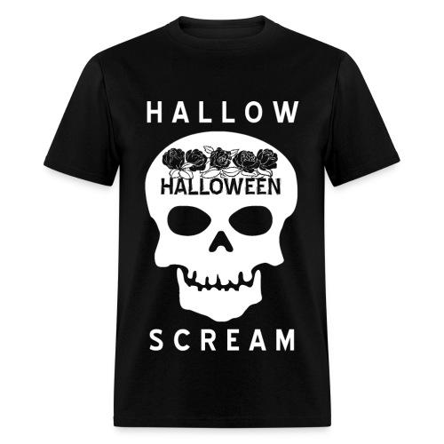 Halloween Roses - Men's T-Shirt