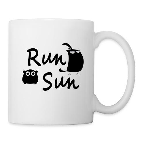 Run Sun Mug - Coffee/Tea Mug