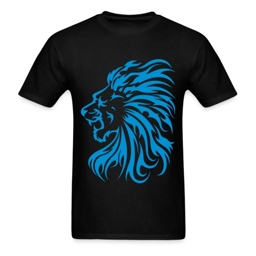 Blue Lion  - Men's T-Shirt