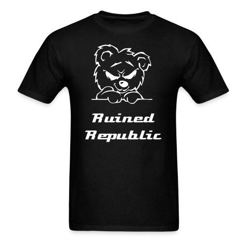 Bad Bear Ruined Republic T-Shirt - Men's T-Shirt
