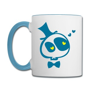 Cute groom Contrast Coffee Mug - Contrast Coffee Mug