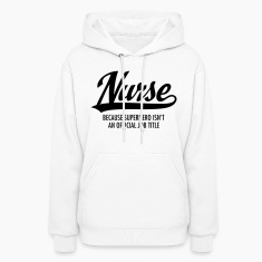 Nurse - Superhero Hoodies