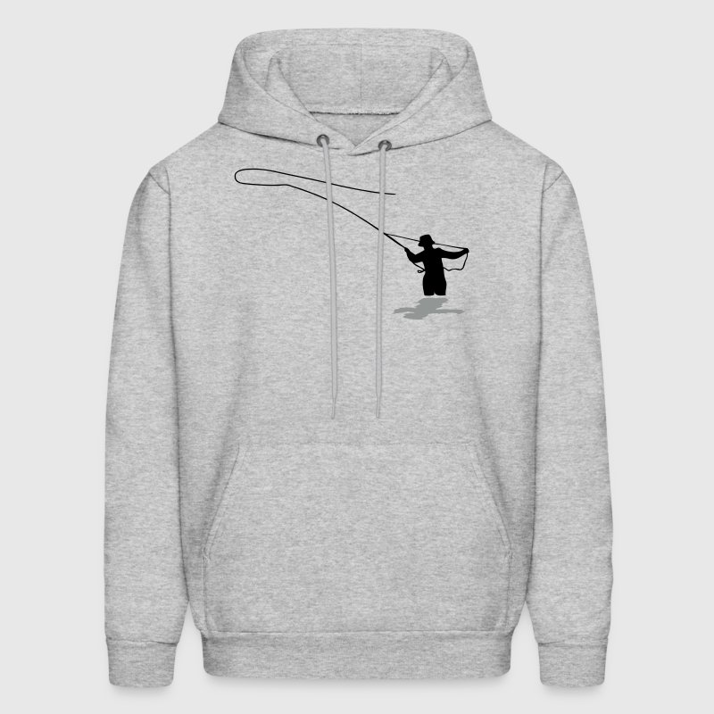 Fly Fishing Hoodies - Men's Hoodie