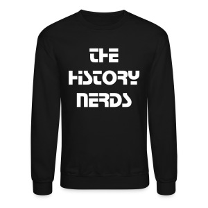 Men's thehistorynerds Crew Neck Sweat-shirt - Crewneck Sweatshirt
