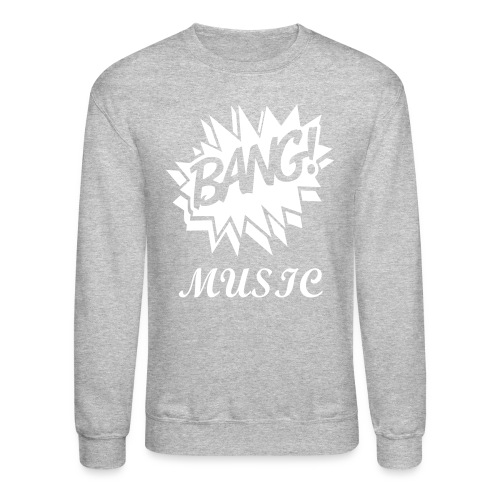cool grey  - Crewneck Sweatshirt