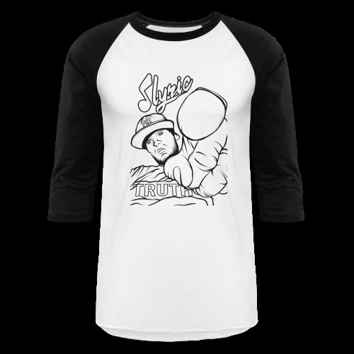 dLyric Men's Baseball T-Shirt - Baseball T-Shirt