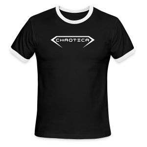 Men's CHAOTICA (Logo) Ringer T-shirt - Men's Ringer T-Shirt