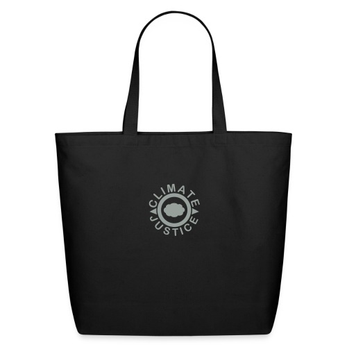 * CLIMATE JUSTICE *  - Eco-Friendly Cotton Tote