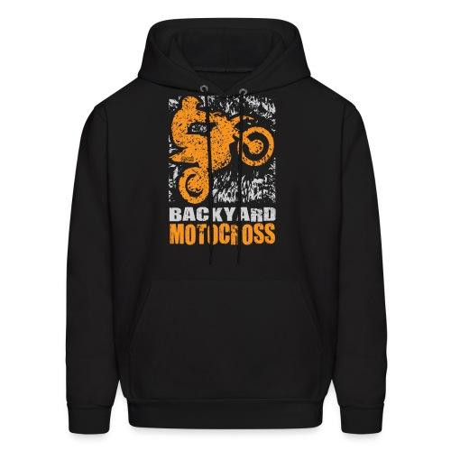 Backyard Motocross - Men's Hoodie