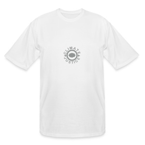 * CLIMATE JUSTICE * (velveteen.print)  - Men's Tall T-Shirt