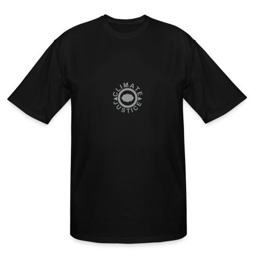 * CLIMATE JUSTICE * (velveteen.print)  - Men's Tall T-Shirt