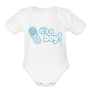 Don Slay - Short Sleeve Baby Bodysuit