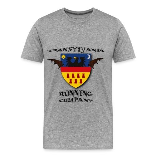 Transylvania Running Co - Men's Premium T-Shirt