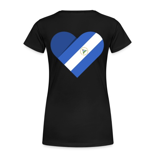 Dreams 2 Acts Women's Heart (white logo) - Women's Premium T-Shirt