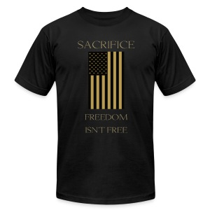 Sacrifice - Men's Fine Jersey T-Shirt