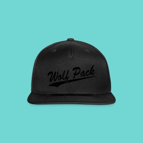 Wolf CAP - Snap-back Baseball Cap