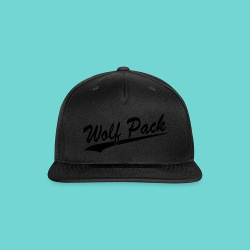 Wolf CAP 2 - Snap-back Baseball Cap
