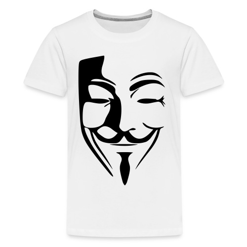 Anonymous Kid T-shirt  - Kids' Premium T-Shirt