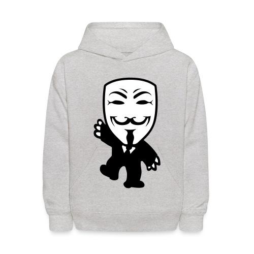 Anonymous Kid hoodie - Molleton à capuche pour enfants