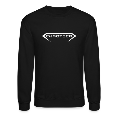 Men's CHAOTICA (Logo) Long Sleeve Sweatshirt - Crewneck Sweatshirt