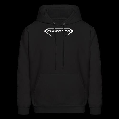 Men's CHAOTICA (Logo) Long Sleeve Hoodie - Men's Hoodie