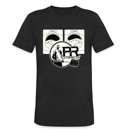 PR Strength Tri-Blend Tee - Unisex Tri-Blend T-Shirt