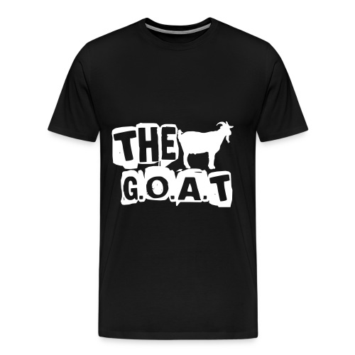Drizzy The GOAT - Men's Premium T-Shirt