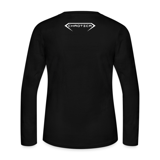 "Women's ""Disruptive"" Long Sleeve T-Shirt"