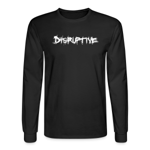 Men's Disruptive Long Sleeve T-Shirt - Men's Long Sleeve T-Shirt