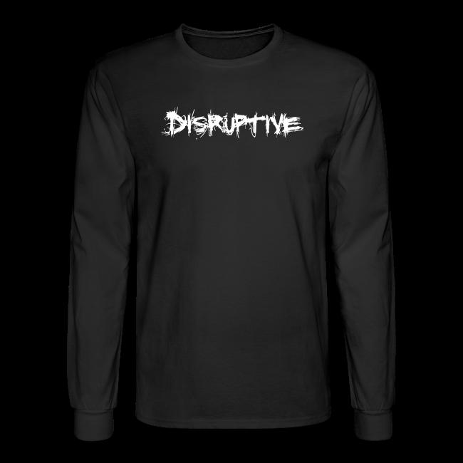 "Men's ""Disruptive"" Long Sleeve T-Shirt"