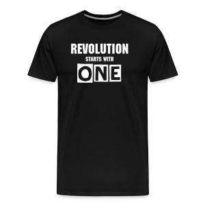Men's Revolution T-shirt - Men's Premium T-Shirt