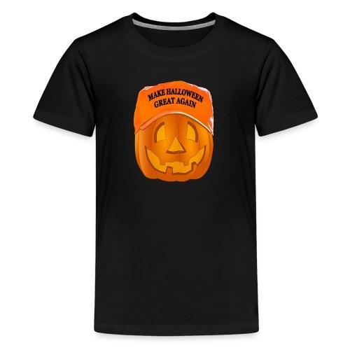 Make Halloween Great Again T-shirt - Kids' Premium T-Shirt