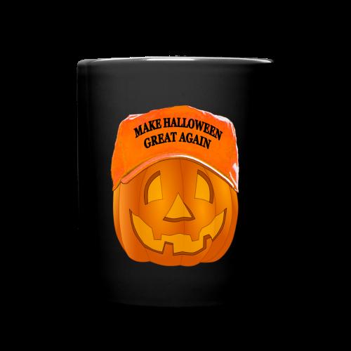 Make Halloween Great Again Mug - Full Color Mug