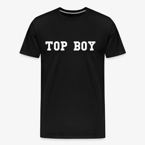 Top Boy T-Shirt - Men's Premium T-Shirt