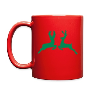 reindeer Full Color Mug - Full Color Mug