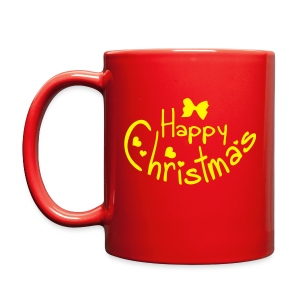 Happy Christmas Full Color Mug - Full Color Mug