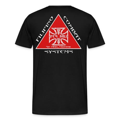 Men's FCS Kali San Diego Cotton T-Shirt - Men's Premium T-Shirt