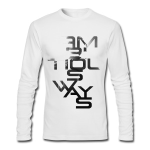 Vertical Ambition  - Men's Long Sleeve T-Shirt by Next Level