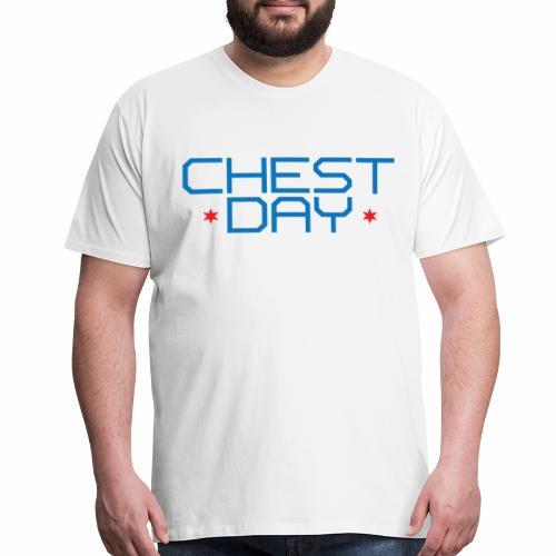 Chest Day T-Shirt - Men's Premium T-Shirt